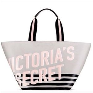 NEW VS Large Canvas Tote Bag
